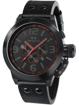 TW Steel Canteen Cool Black Colours TW902 Watch