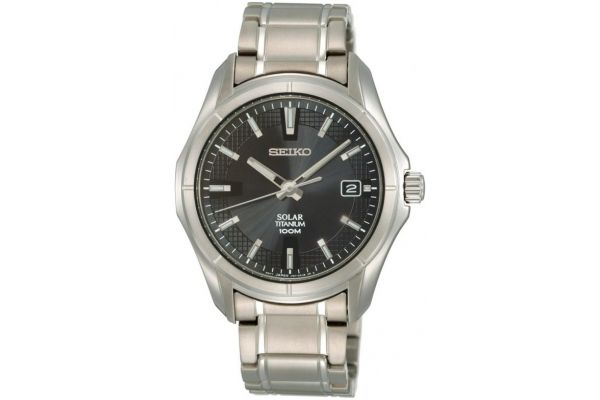Mens Seiko Gents Watch SNE141P1