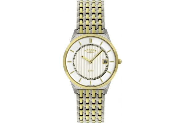 Mens Rotary Ultra Slim Watch GB08001/02