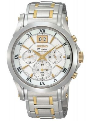 Mens Seiko Premier SPC058P1 Watch