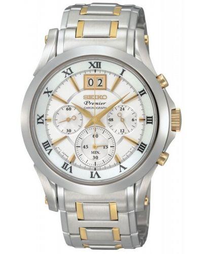 Mens Seiko Premier SPC058P1 Watch
