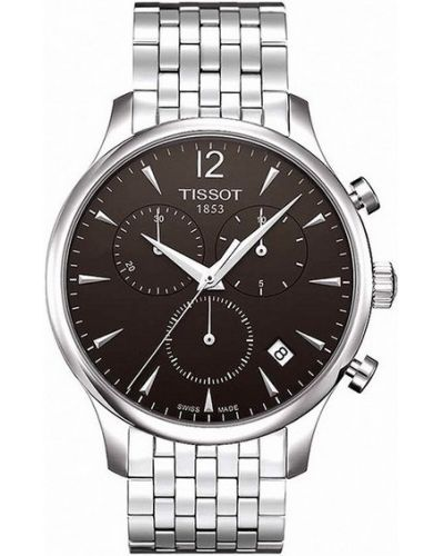 Mens Tissot Tradition T063.617.11.067.00 Watch