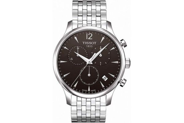 Mens Tissot Tradition Watch T063.617.11.067.00
