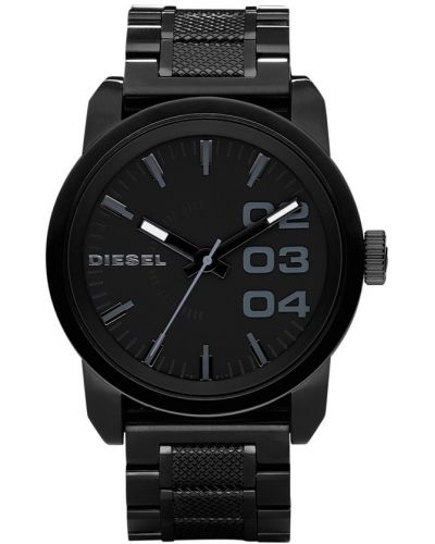 Mens Diesel Double Down black ip plated DZ1371 Watch