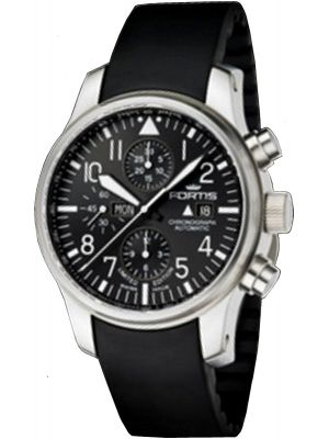 Mens Fortis F-43 Flieger CHRONOGRAPH LIMITED EDITION 701.10.81 K Watch