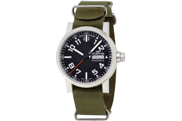 Unisex Fortis Spacematic Watch 623.11.41 N11