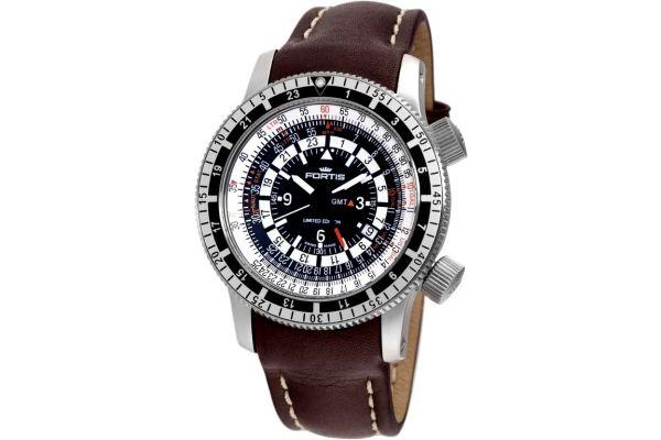 Mens Fortis B-47 Calculator Watch 669.10.31 L16
