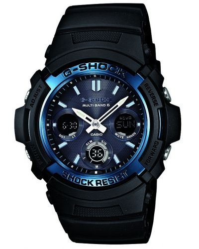 Mens Casio G Shock AWG-M100A-1AER Watch
