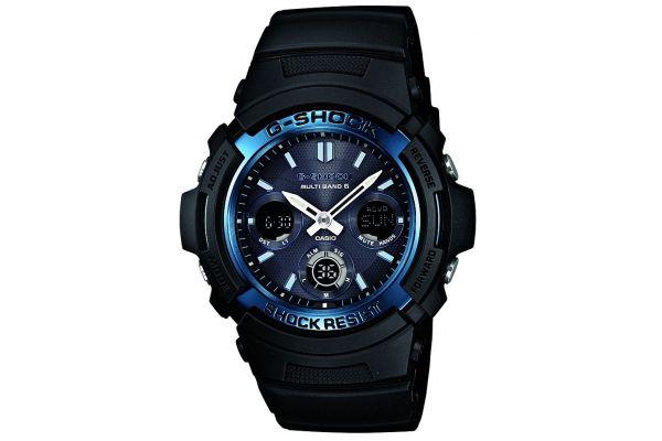Mens Casio G Shock Watch AWG-M100A-1AER
