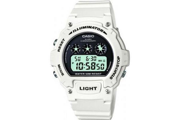 Unisex Casio Classic Watch W-214HC-7AVEF