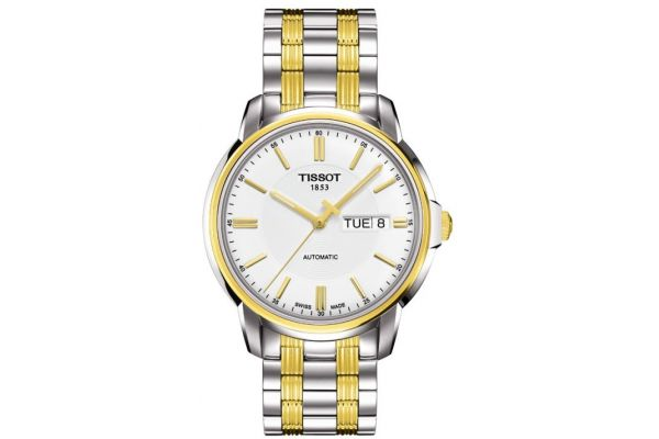 Mens Tissot Automatic III Watch T065.430.22.031.00