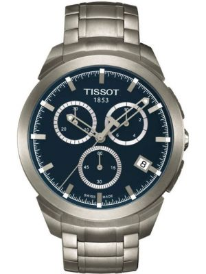 Mens Tissot Titanium Chronograph T069.417.44.041.00 Watch