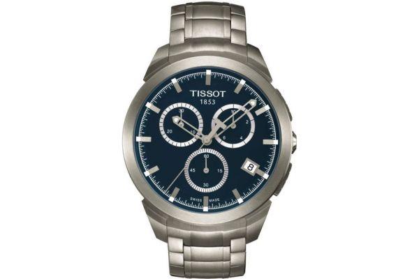 Mens Tissot Titanium Watch T069.417.44.041.00