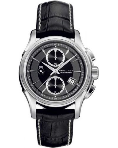 Mens Hamilton American Classic Jazzmaster Automatic Chronograph H32616533 Watch