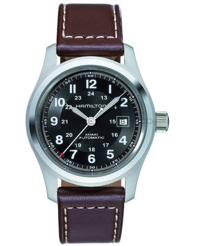 Mens Hamilton Khaki Field Auto H70555533 Watch