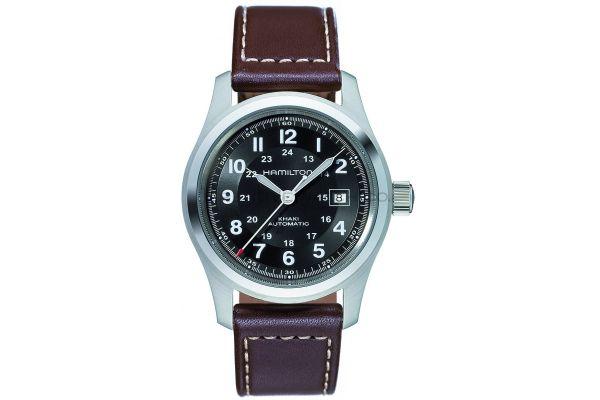 Mens Hamilton Khaki Field Watch H70555533