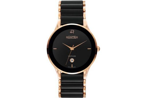 Mens Roamer Ceraline Saphira Watch CV12.00ROX