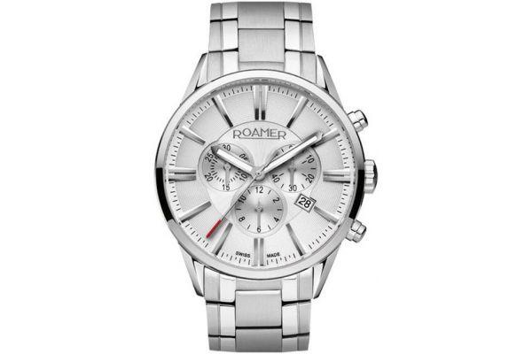Mens Roamer Superior Watch 508837-41-15-50