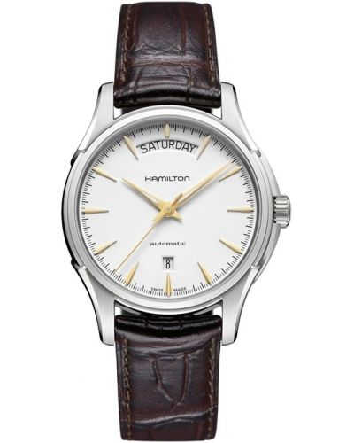 Mens Hamilton American Classic Jazzmaster Day Date H32505511 Watch