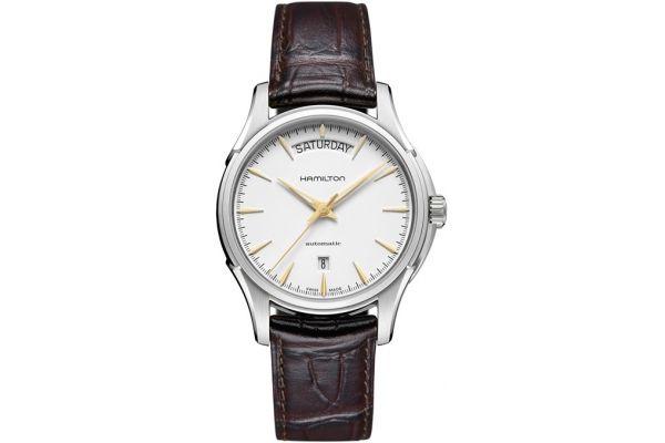 Mens Hamilton American Classic Jazzmaster Watch H32505511