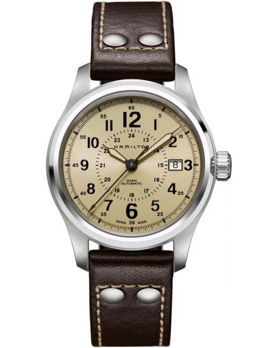 Mens Hamilton Khaki Field 40mm H70595523 Watch