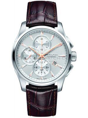 Mens Hamilton American Classic Jazzmaster Auto Chrono H32596551 Watch
