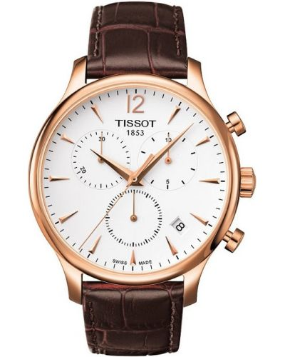 Mens Tissot Tradition Chronograph T063.617.36.037.00 Watch