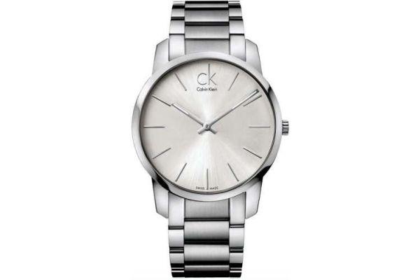 Mens Calvin Klein CITY Watch K2G21126