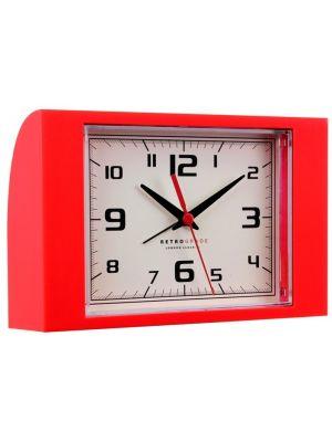 Retro Red Alarm Clock | 32528