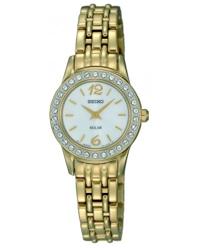 Womens Seiko Solar SUP128P9 Watch