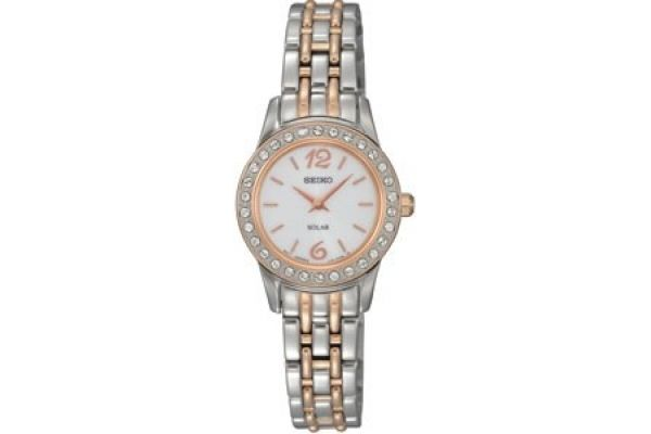 Womens Seiko Solar Watch SUP130P9