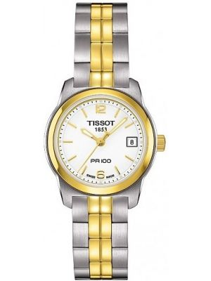 Womens Tissot PR100 T049.210.22.017.00 Watch