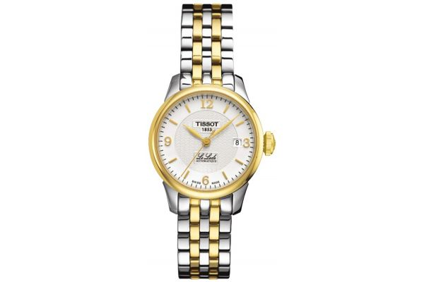 Womens Tissot Le Locle Automatic Watch T41.2.183.34