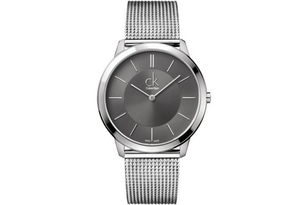 Mens Calvin Klein MINIMAL Watch K3M21124
