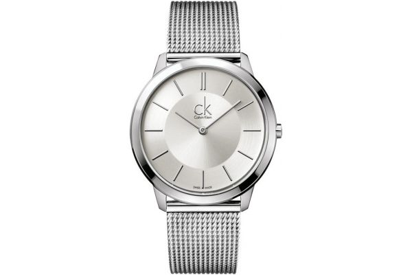 Mens Calvin Klein MINIMAL Watch K3M21126