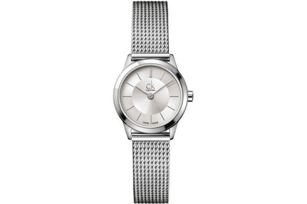 Womens Calvin Klein MINIMAL Watch K3M23126