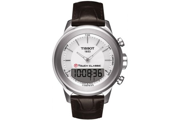 Mens Tissot T Touch Watch T083.420.16.011.00