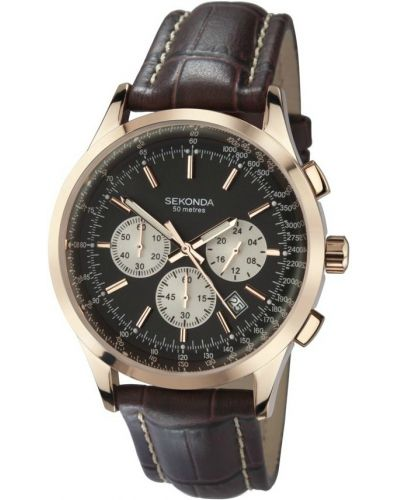 Mens Sekonda Gents Classic Chronograph 3413.00 Watch