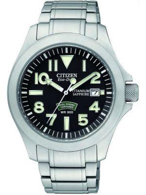 Mens Citizen Royal Marine Commando Tough BN0110-57E Watch