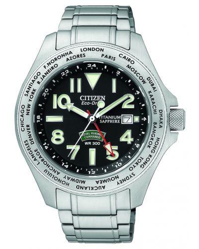 Mens Citizen Royal Marine Commando Super Tough BJ9140-52E Watch
