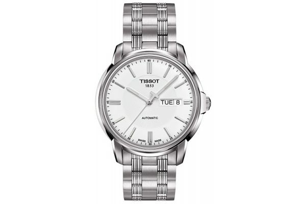 Mens Tissot Automatic III Watch T065.430.11.031.00