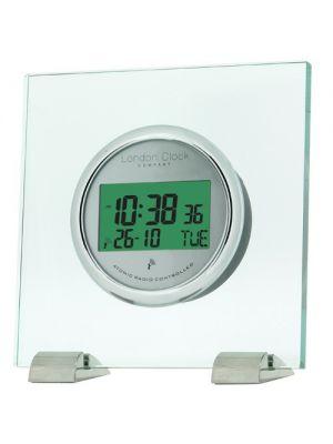 Radio Controlled Digital Desk Alarm Clock | 34323