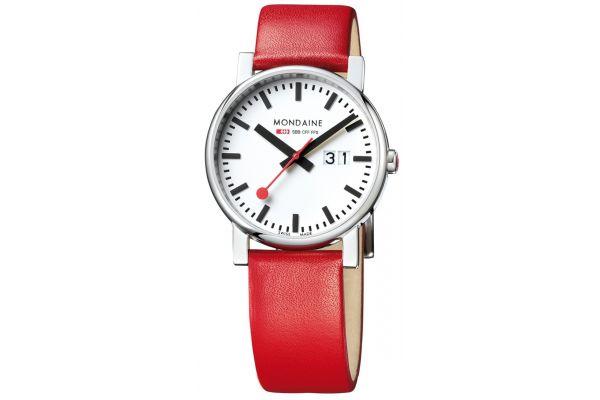 Mens Mondaine Evo Big Watch A627.30303.11SBC
