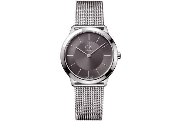 Mens Calvin Klein MINIMAL Watch K3M22124