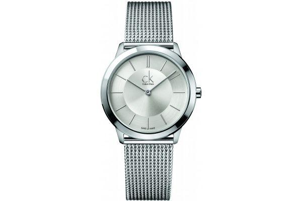 Mens Calvin Klein MINIMAL Watch K3M22126