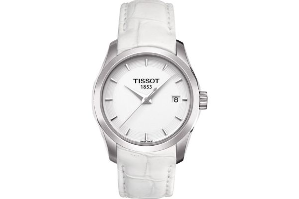 Womens Tissot Couturier Watch T035.210.16.011.00