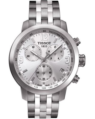 Mens Tissot PRC200 Chronograph T055.417.11.037.00 Watch