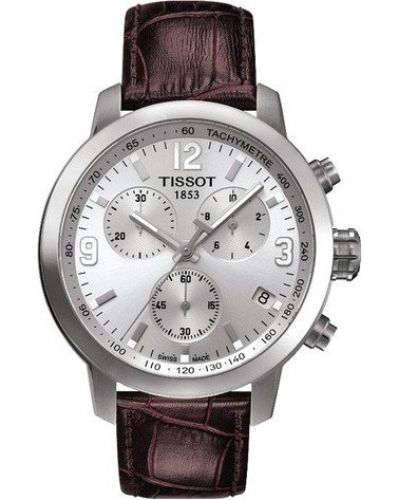 Mens Tissot PRC200 Chronograph T055.417.16.037.00 Watch