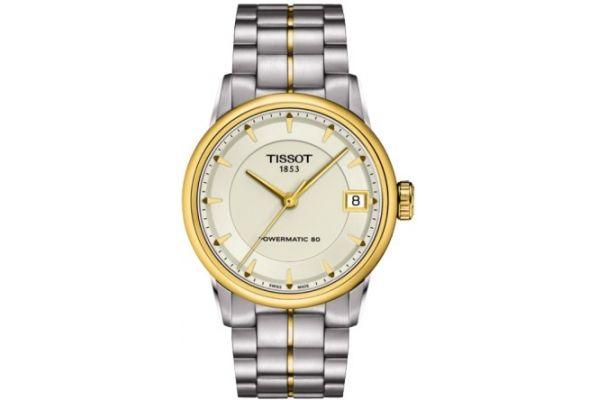 Womens Tissot Powermatic 80 Watch T086.207.22.261.00