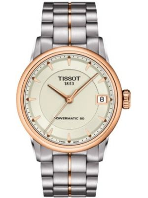 Womens Tissot Powermatic 80 Luxury Automatic T086.207.22.261.01 Watch